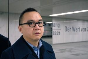 Ken Lum - portret