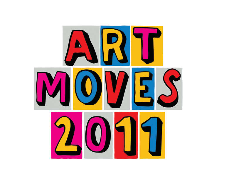 ART MOVES 2011
